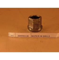 matice M20x1,5