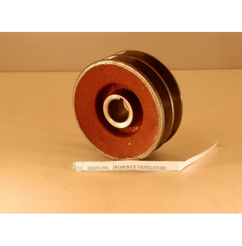 řeemenice ventilátoru