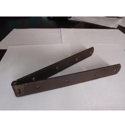 Závěs ocelový 30x500mm