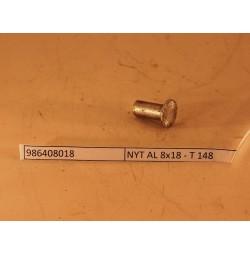 nýt Al 8x18 T-148