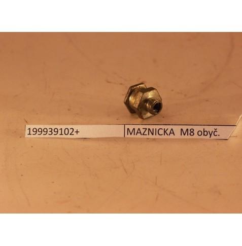 maznička M8 obyčejná