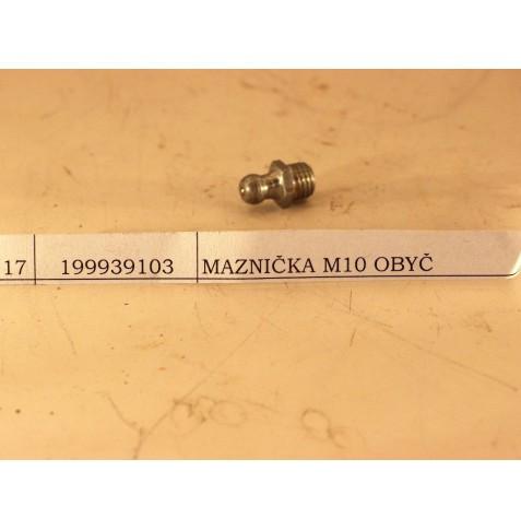maznička M10 obyčejná